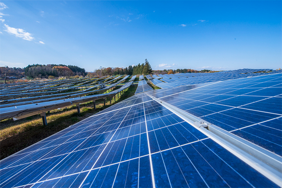 A state of efforts to renewable energy