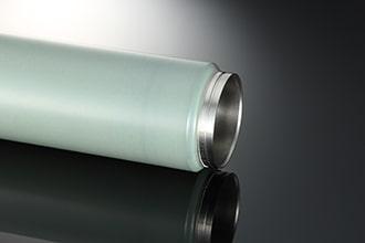Cylindrical target cathode