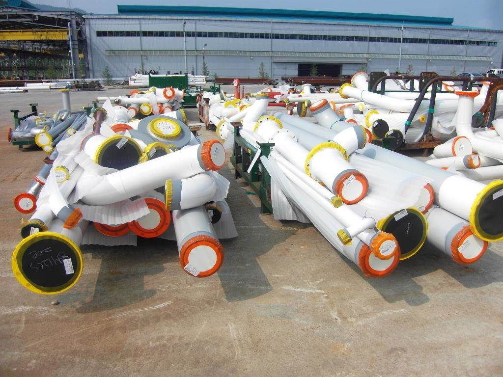 Prefabricated piping 02