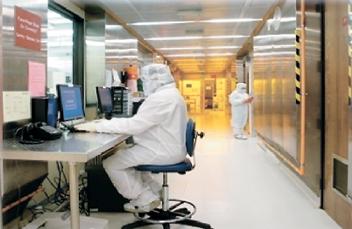 Ion Implantation Wafer (Introduction to Server / Server
